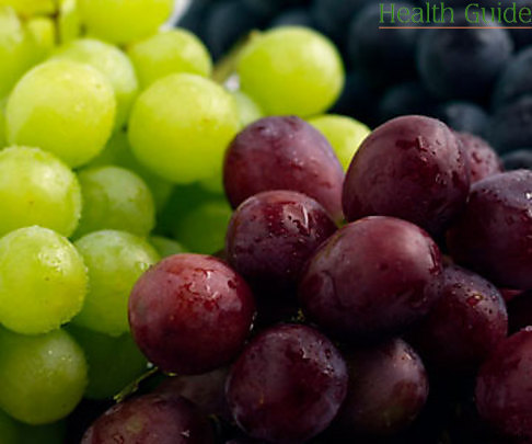 Why should we eat grapes?