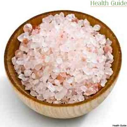 Himalayan salt and its rejuvenating properties