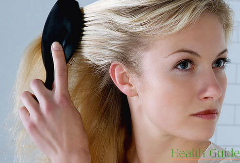 Solving hair loss problems