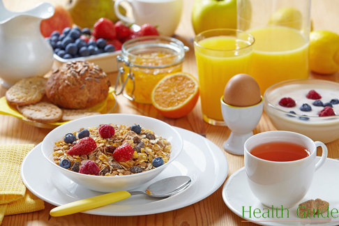 6 things for your healthy breakfast