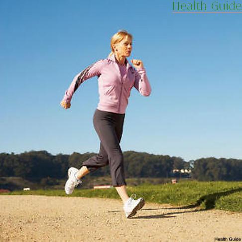 Lets start jogging