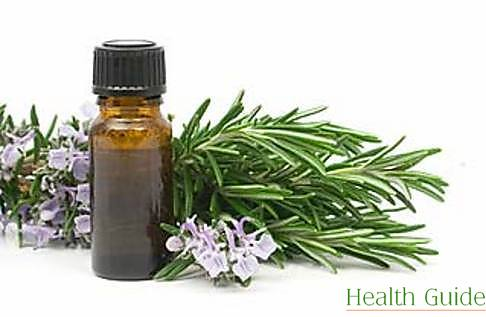 Rosemary essential oil for your beauty
