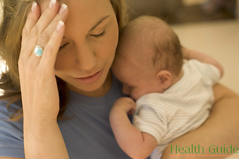 Depression after giving birth