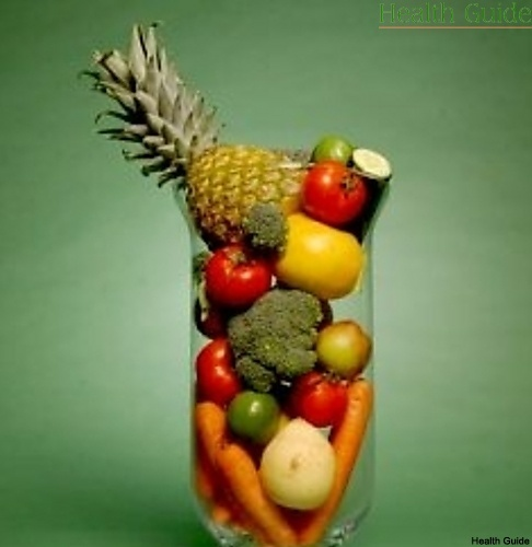 Have you tried juice mixtures?