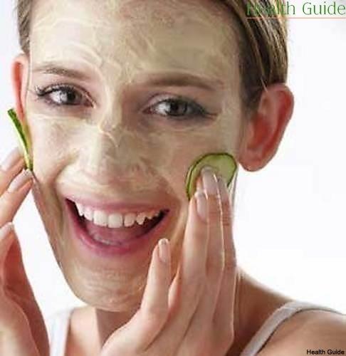 4 natural masks for skin lightening