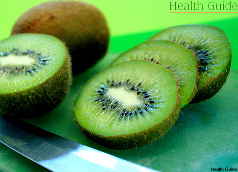 Healthy and tasty kiwis