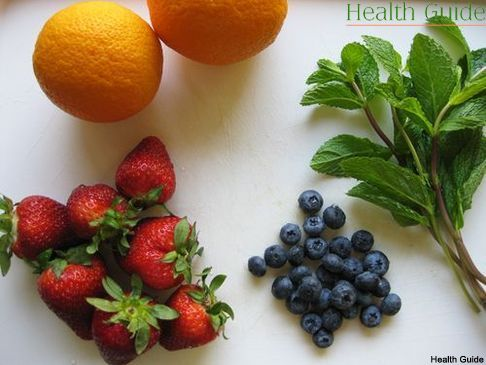 Top 3 healthiest foods in summer