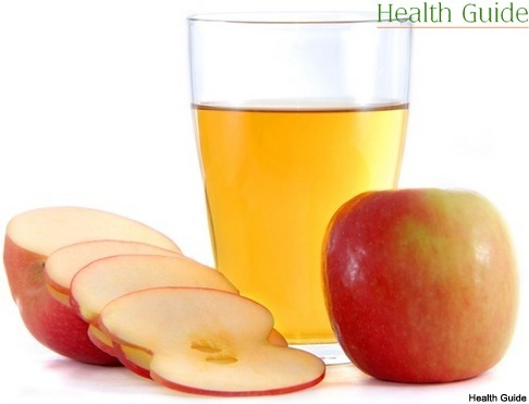 Trying to forget overweight? Drink apple juice!