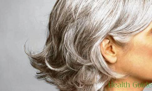How to stop hair graying?