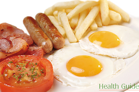 Wanna have a nice body? Eat breakfast!