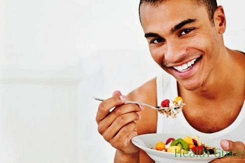 Food that improves men's health