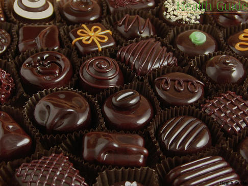 Chocolate can heal all diseases