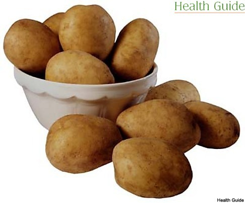 Potatoes are good for the ones on diet