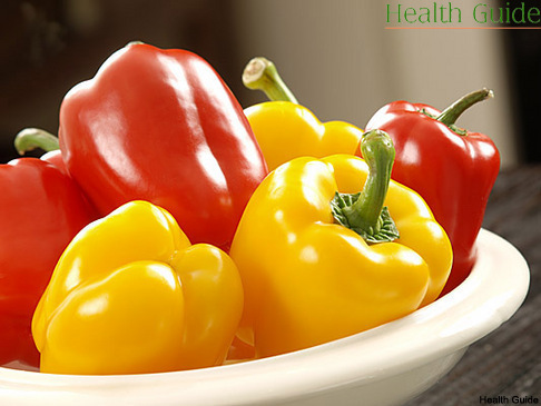 Bell pepper – dietary product that can protect against cancer