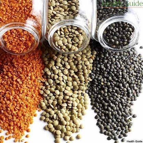 Lentils – a source of proteins and iron