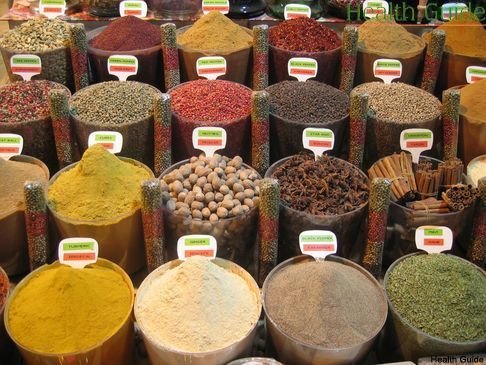 Spices – killers of fat