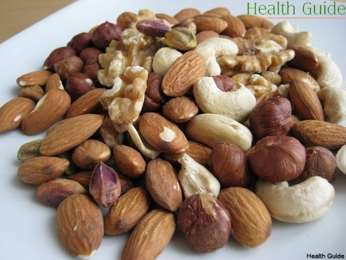 Why women should eat nuts?