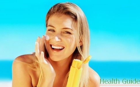 Natural products that will help you to treat sunburnt skin