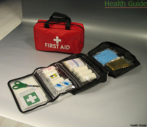 What you need to have in your first aid kit on a trip