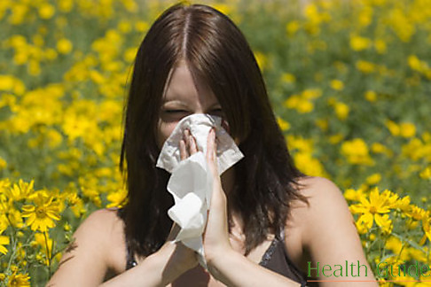 What can have influence on your allergy?