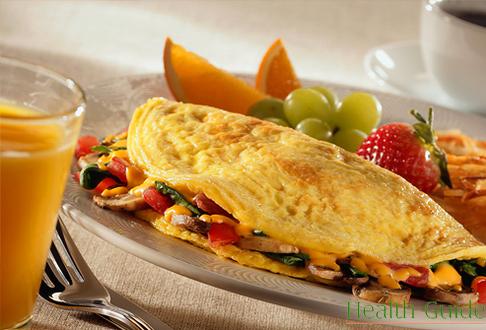 Eating breakfast may reduce risk of heart disease
