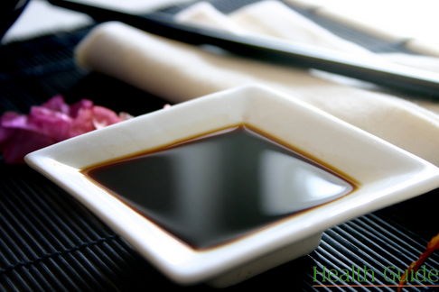 Choose a naturally brewed Soy Sauce