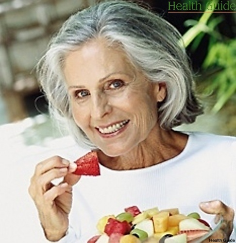 Healthy eating in older age