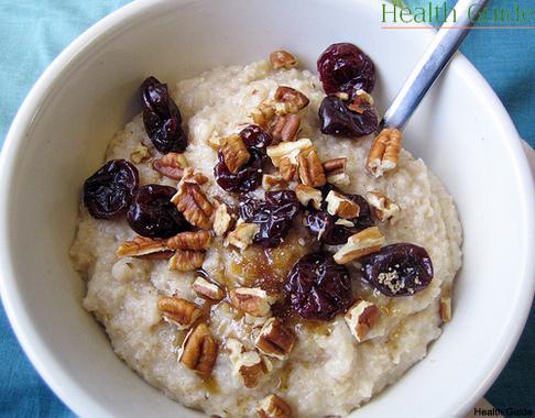 Porridge is what we need!