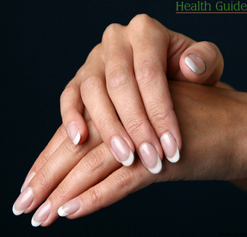 Nutrition for healthy nails
