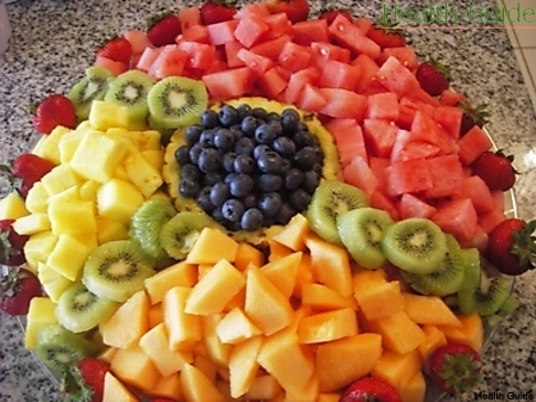 What is the right way to eat fruit?