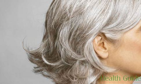 Reasons of gray hair