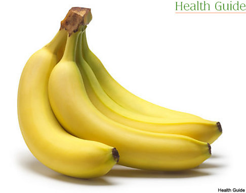 Bananas instead of antidepressants