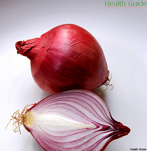 Onions instead of medications