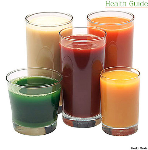 Juice improves our blood