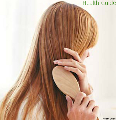 Frequent combing may damage your hair