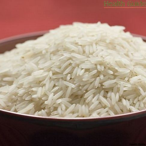 What is worth remembering about rice?
