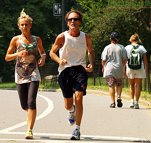 Jogging – a key to health and beauty