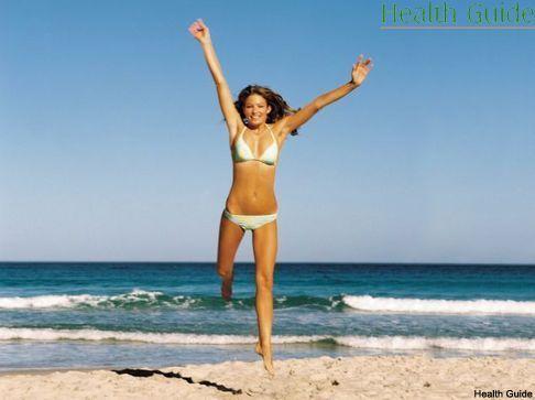 Prepare your body for bikini season