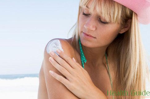 How to survive sunburn?