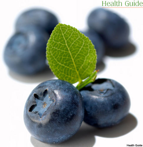 Blueberries and their magic properties