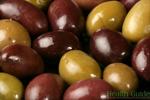 Why should you eat 6 olives every day?