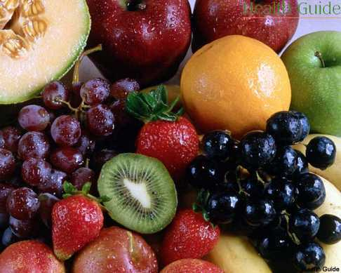 Fruits can help you to avoid high-fat foods