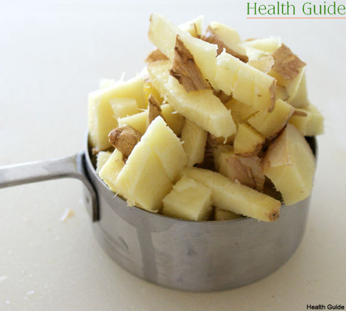 Ginger and its health benefits