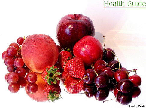 Red foods may help to protect against cancer