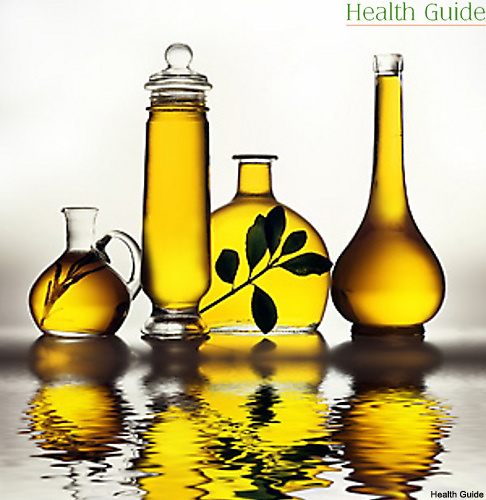 Natural oils for your hair