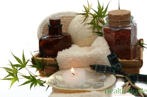 Aromatherapy:  delicious smells can help to lose weight