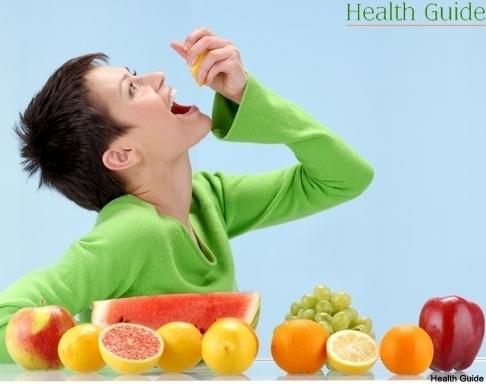Benefits of fruit diet