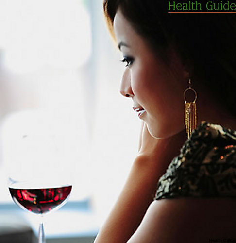 Two glasses of wine a day may increase breast cancer risk