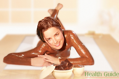 Chocolate for your beauty