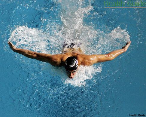 Swimming – a great way to lose weight